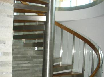 Schody wewnętrzne Atrium System Grand