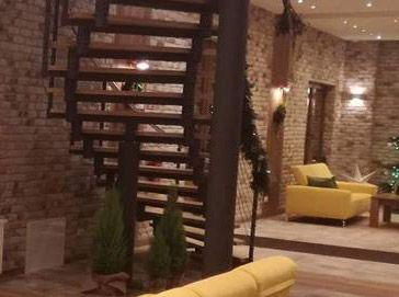Schody wewnętrzne Atrium Linero