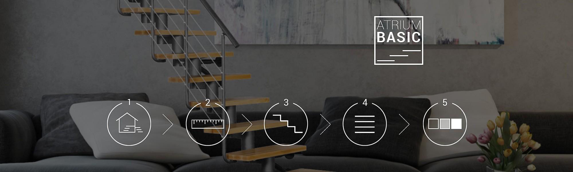 Konfigurator schodów